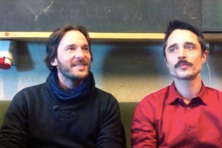 Luke Baio and Dominik Grünbühe in Aarhus, Denmark, 2017