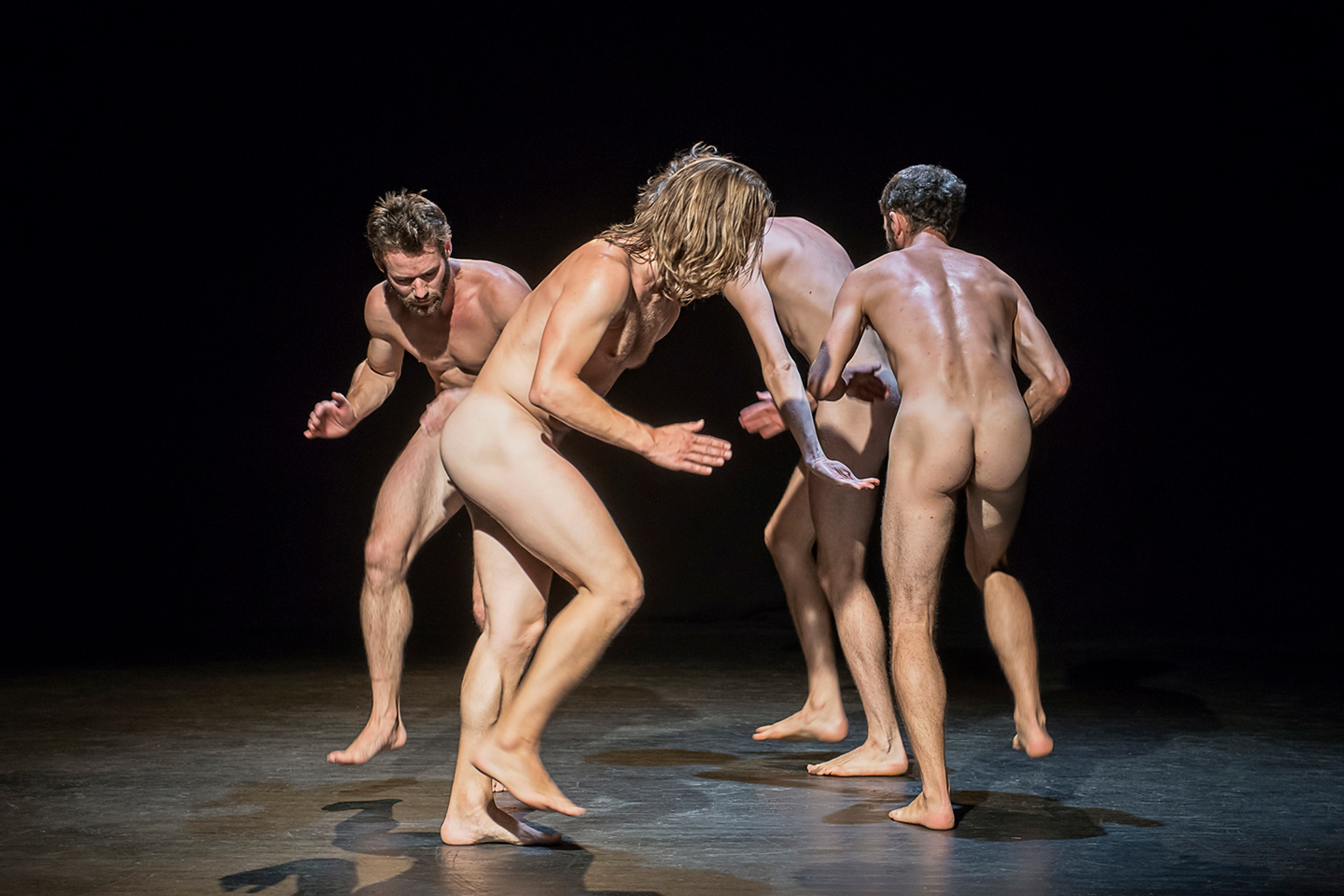 Liberating Austrian folk traditions… Simon Mayer's Sons of Sissy. Photo © Arne Hauge