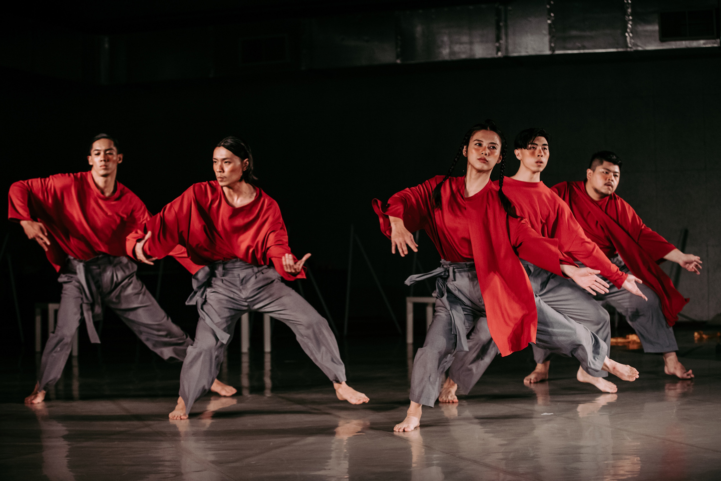 Photo of Nai-Hsuan Yang's Fighters, Taiwan Dance Platform 2018