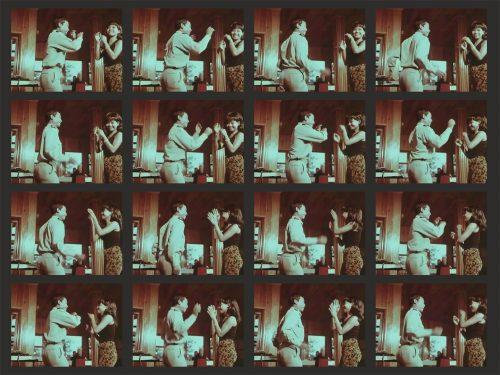 Dance scene from Norodom Sihanouk's 1969 Cambodian film, La Joie de Vivre.