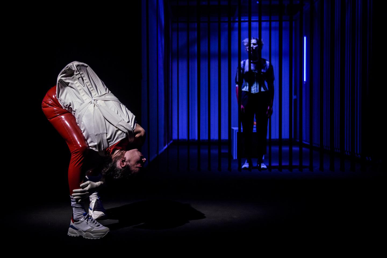 Performance of Kiriakos Hadjioannou's Erotikon
