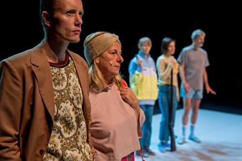 Naturalistic movement and spoken word: Gunilla Heilborn's The Ordinary and The Wonderful.