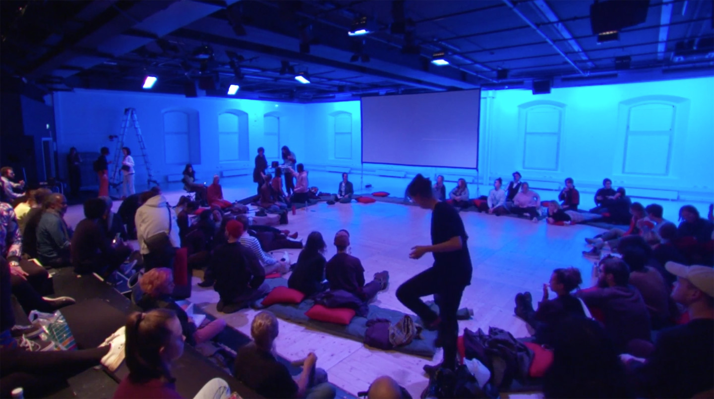 Participants at the POST-DANCE-ING conference in Stockholm, October 2019