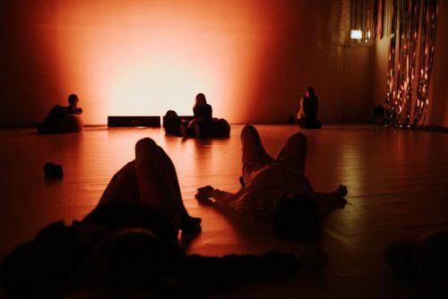 Lucy Suggate's Spirit Compass, at BALTIC Centre for Contemporary Art, Newcastle, UK. Photo © Tui Makkonen