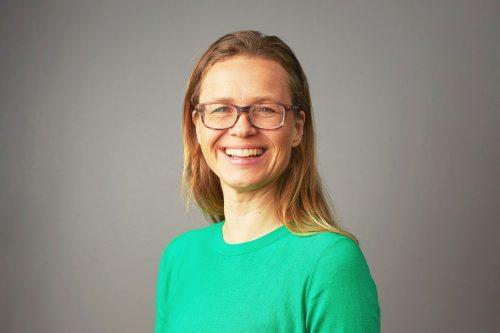 Stine Nilsen, the new director at CODA Oslo International Dance Festival
