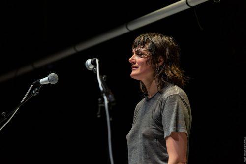 Faye Driscoll. Photo © Maria Baranova