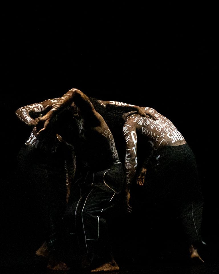 Smaïl Kanouté: Never Twenty One. Photo © Mark Marlborough