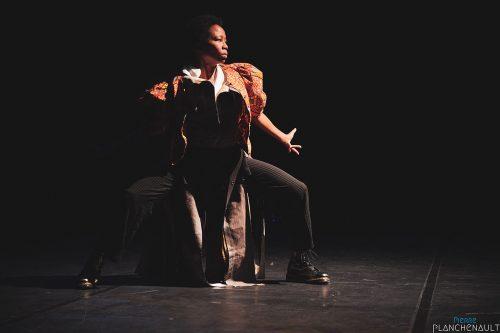 Wanjiru Kamuyu, An Immigrant's Story. Photo © Pierre Planchenault