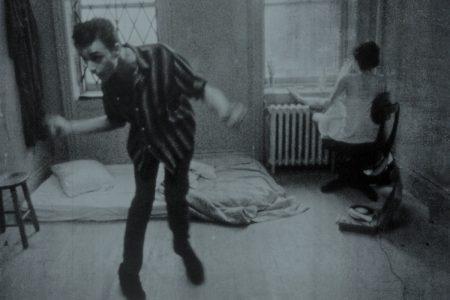 dance scene in Jim Jarmusch's Permanent Vacation