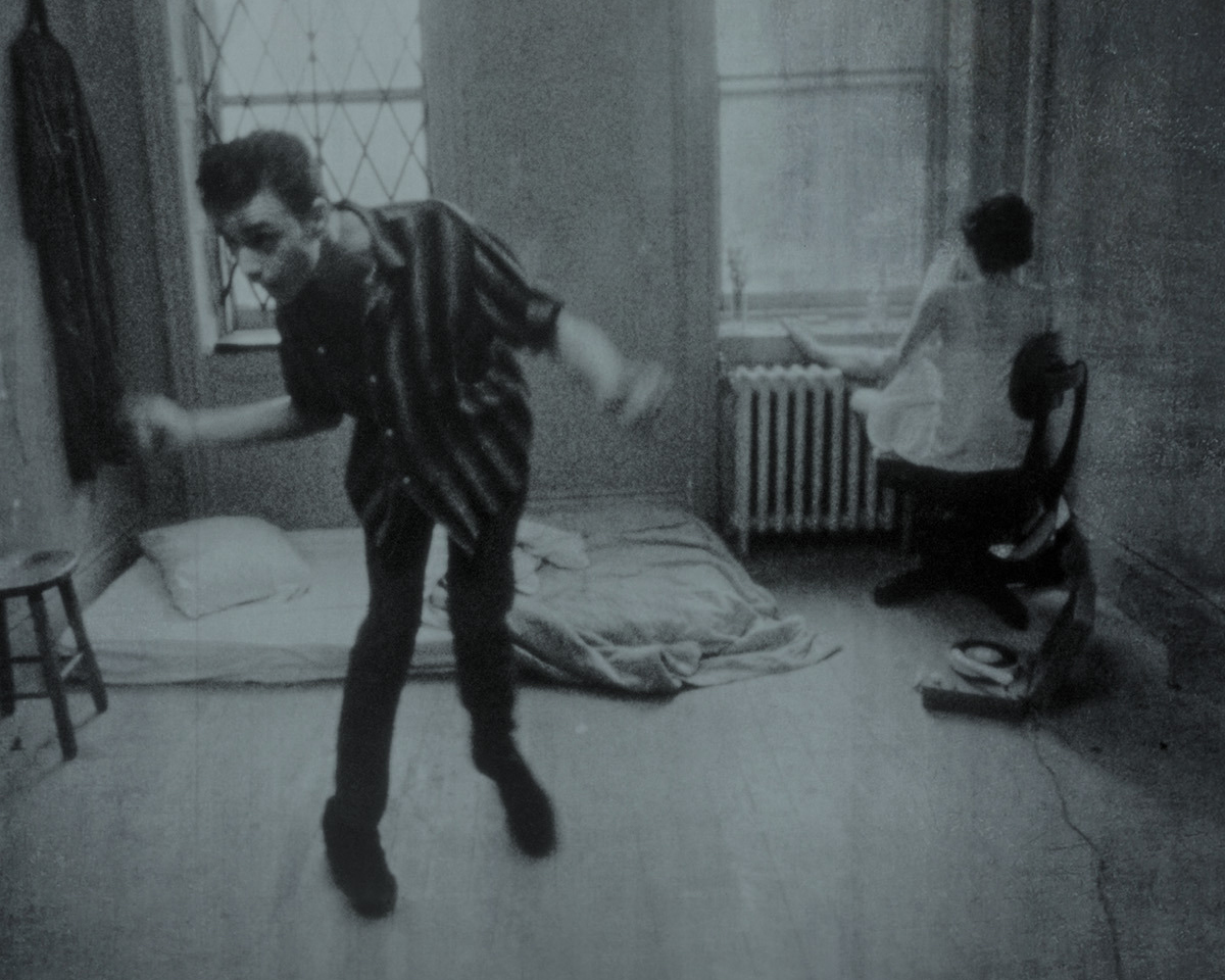 dance scene in Jim Jarmusch's Permanent Vacation